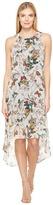Karen Kane Butterfly Hi-Lo Hem Dress Women's Dress