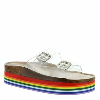 Madden-Girl Women's Purr Sandal