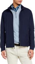 Peter Millar Men's Crown Soft Bomber Jacket
