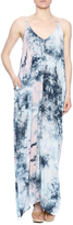 Love Stitch Lovestitch Tie Dye Maxi Dress