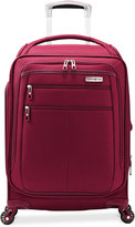 """Samsonite Sphere Lite 21"""" Expandable Spinner Carry On Suitcase"""