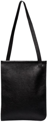 Lemaire Pebbled-Leather Tote Bag