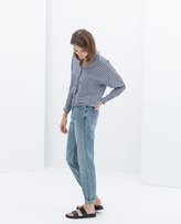 Mom-Fit Trousers