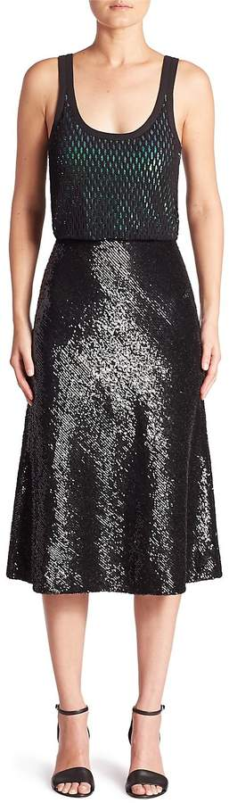 Alexander Wang Women's Sequin Tank Dress