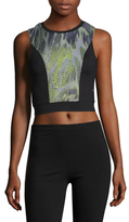 Koral Activewear Pare Crop Top