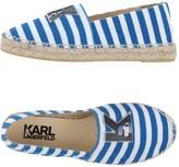 Karl Lagerfeld Espadrilles - Item 11170602