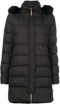 Herno hooded padded coat - women - Feather Down/Polyester - 40
