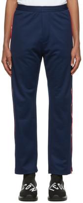 DSQUARED2 Blue Gym-Fit Lounge Pants