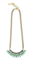 Elizabeth Cole Mohawk Necklace 7757740560
