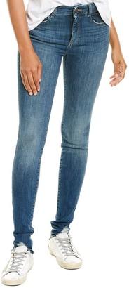 DL1961 Premium Denim Florence Ankle Moore Instasculpt Skinny Leg Jean