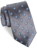 Nordstrom Bright Neat Silk Tie