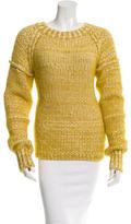 Chloé Knit Scoop Neck Sweater