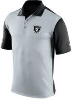 Nike Men's Oakland Raiders Preseason Polo