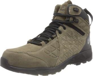 Jack Wolfskin Men's Cascade Hike Lt Texapore Mid M Outdoor Shoes