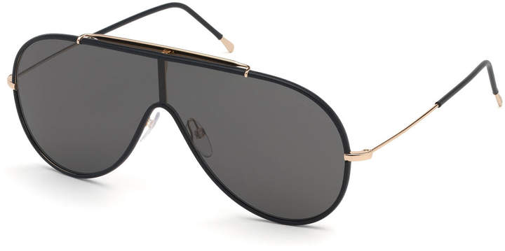 Tom Ford Men's Mack Shield Sunglasses