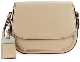 Marc Jacobs Foldover Leather Crossbody Bag