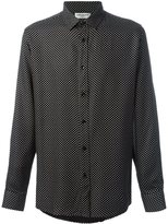 Saint Laurent star print shirt - men - Viscose - 41