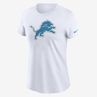Nike Women's T-Shirt Logo (NFL Lions)