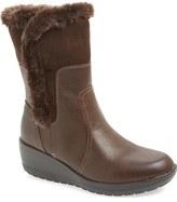Softspots 'Corby' Waterproof Wedge Boot (Women)