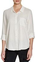 Soft Joie Anabella Moon Star Print Shirt