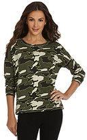 Chelsea & Violet Camouflage Sweatshirt
