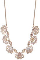 Givenchy Floral Crystal Necklace