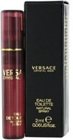 Gianni Versace Versace Crystal Noir By Edt Spray Vial On Card