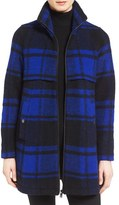 Pendleton Women's 'Hillsdale' Buffalo Plaid Wool Blend Coat
