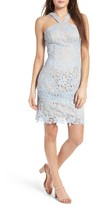 Soprano Women's Lace Body-Con Dress