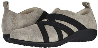 Naot Footwear Apera (Soft Black Leather) Women's Shoes