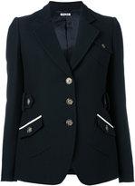 Miu Miu fitted blazer