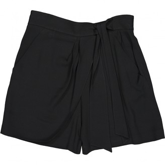 Chloé Black Polyester Shorts