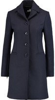 Love Moschino Wool-Blend Twill Coat
