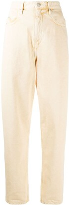 Etoile Isabel Marant Corsy high-rise jeans