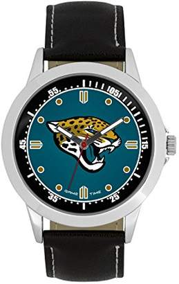 Game Time NFL Jacksonville Jaguars Mens Player Series Wrist Watch