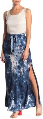 Sylvie Side Slit Maxi Skirt