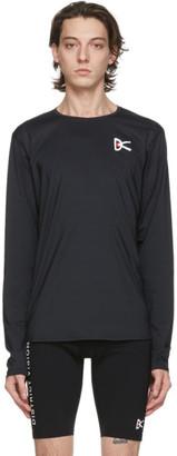 District Vision Black Air-Wear Long Sleeve T-Shirt