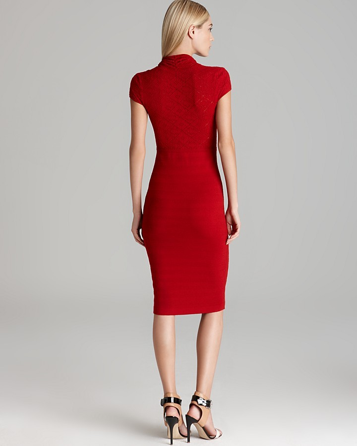 Catherine Malandrino Dress - Favorite Tina Cap Sleeve