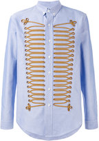 Palm Angels ribbon detail shirt