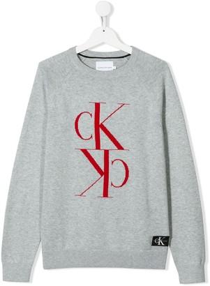 Calvin Klein Kids TEEN jumper