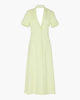 Jonathan Simkhai Helena Crepe Shirt Dress