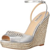 Badgley Mischka Women's Annabel Espadrille Wedge Sandal