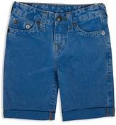 True Religion Boys' Geno Jean Shorts - Little Kid