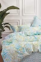 California Design Den by NMK Tropical Dreams Duvet Cover Set - Blue