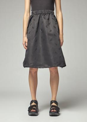 The North Face Black Women's Jacquard Logo Skirt Size Small