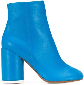MM6 MAISON MARGIELA 6-Heel Ankle Boots