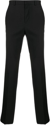 Givenchy Ribbon Trimmed Logo Trousers