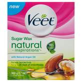 Veet Natural Inspirations Argan Oil Warm Wax 360 g
