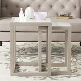 Safavieh Egan 2-piece Nesting Table Set