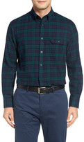 Nordstrom Tartan Plaid Flannel Shirt (Big)